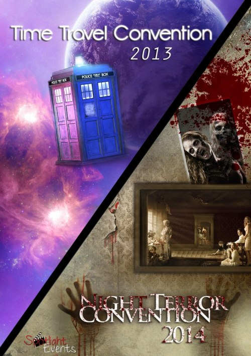 spotlight-events:  We decided to organize a Convention Doctor Who AND an Horror Convention including The Walking Dead / American Horror Story! Follow us on Facebook  / Twitter / Website to get all latest news! The events will be in Paris.