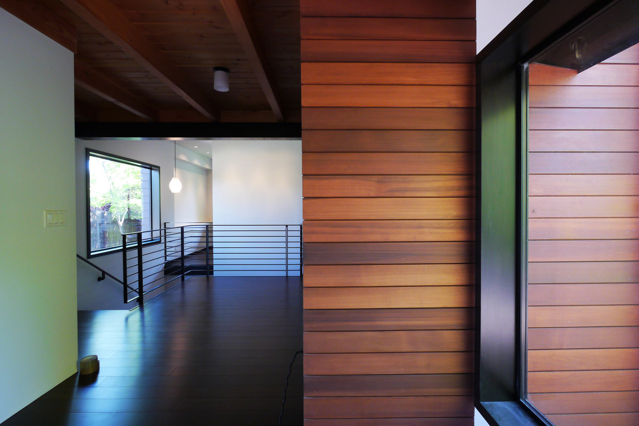 thornton creek | entry ~ erich remash architect