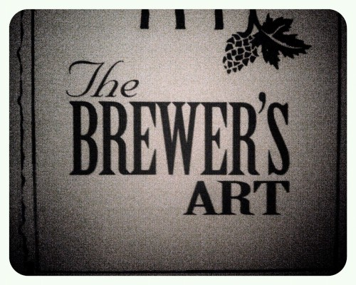 The Brewer's Art | Location (Inside)