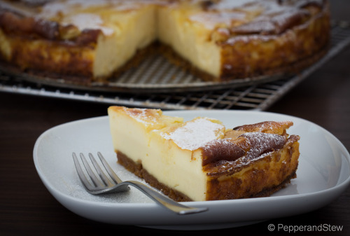 The African Cheesecake - Marula Cheesecake For the recipe and more about the marula fruit checkouthttp://www.pepperandstew.co.uk/2012/11/25/marula-cheesecake/