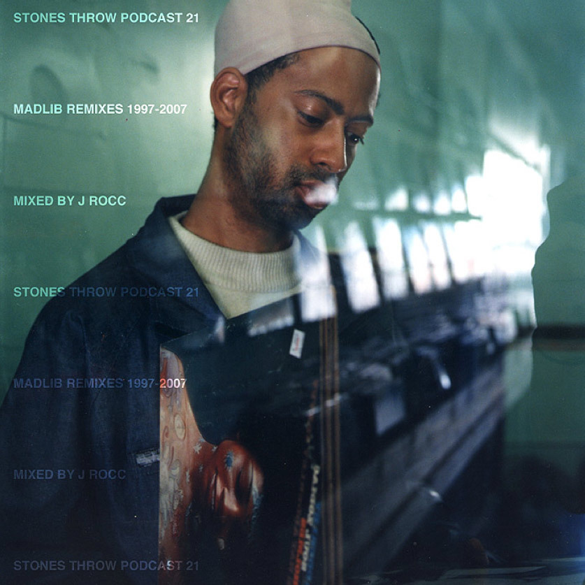 Madlib Remixes 1997-2007, a mixtape.  Download it.