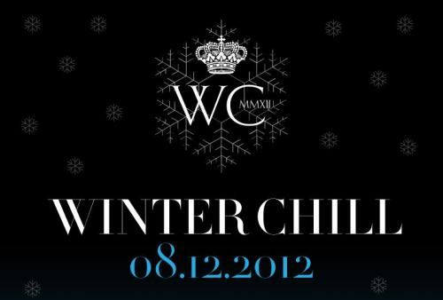 Flying into London to DJ Winter Chill 2012. Tickets available here.