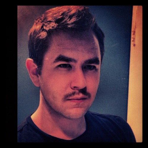 #Movember #Stache #me #whispy #Hipsterish
