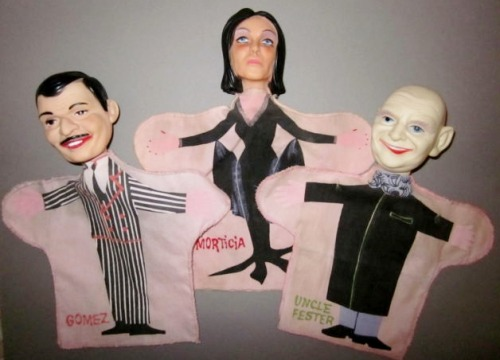 The Addams Family Puppets (1964)
