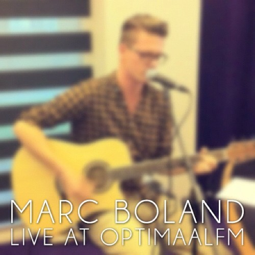 2 NEW LIVE SONGS available at: www.soundcloud.com/marcboland