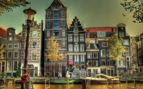 citieslight:  Amsterdam