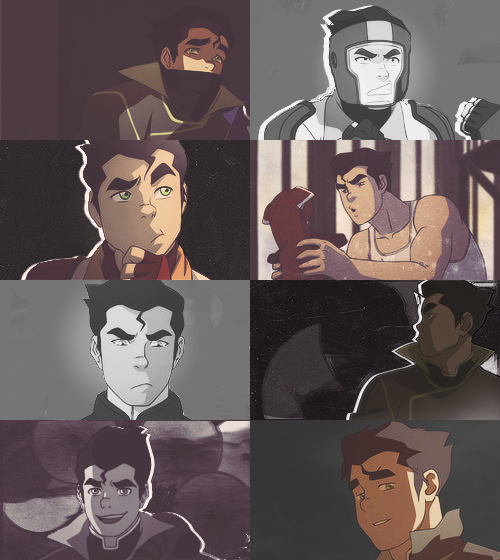 Bolin + black, requested by scarletsato