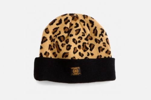 onlycoolstuff:  10Deep leopard collection beanie