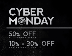 Only a few hours left in our Cyber Monday sale! Visit www.shop.themisfitgenius.com to check out the selection. Embrace // Become