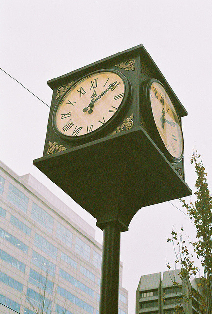 ddefinite:  time on Flickr.