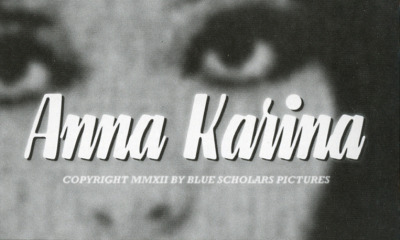 bluescholars:  ANNA KARINA music video.Directed by Matt Jay.Dropping 11/27/12 NOON PST.  We are so ready for a new Blue Scholars video and for them to kick off their tour! Are you!?