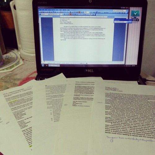 Work hard, study later #essay #homework #headache #english #500words