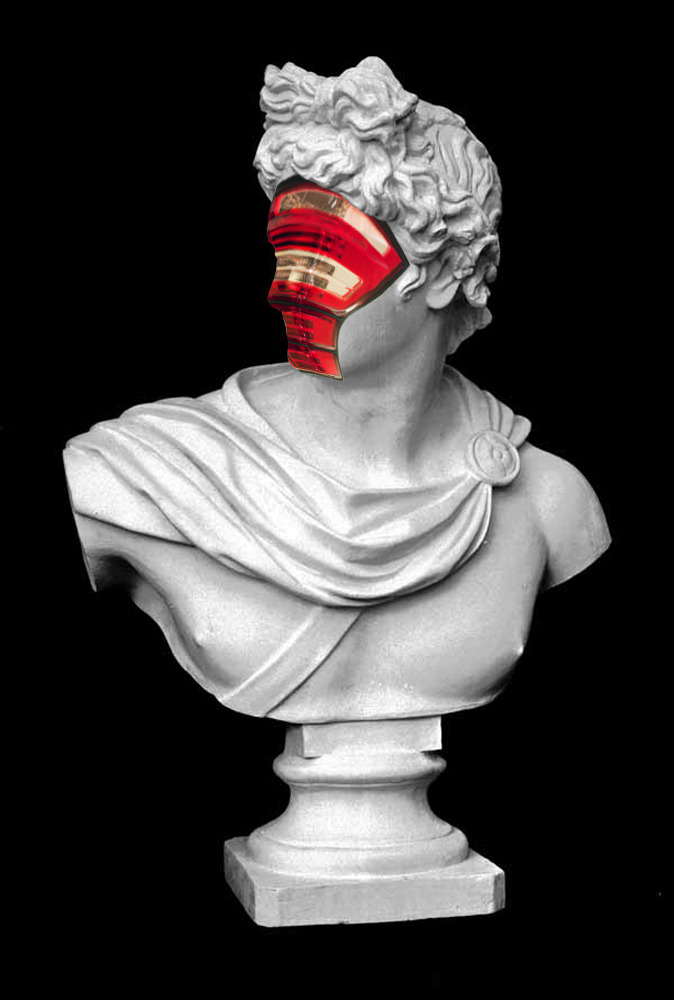 Sculpture #2 \Apollo\headlight