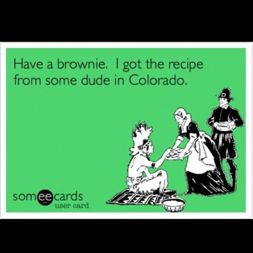 #weed #marijuana #brownies #colorado #hilarious