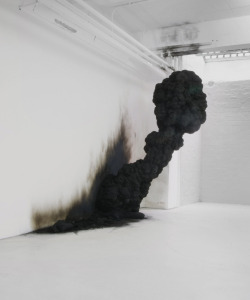 Smoke sculpture?