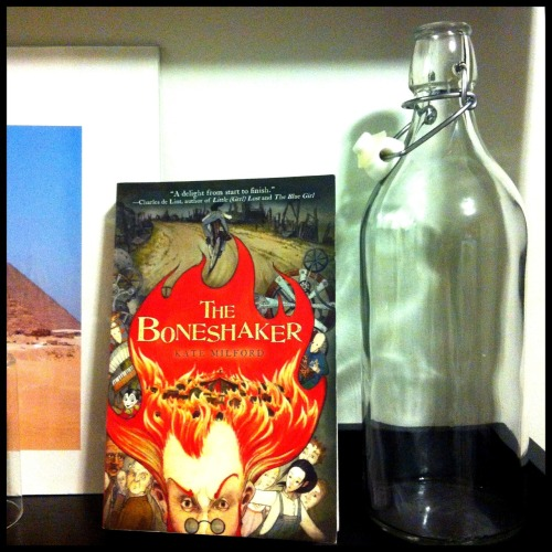 #42: The Boneshaker by Kate Milford - So, um, somehow I forgot to add this one into the September collection. But that's not too say it wasn't great! The kind bookseller at McNally-Jackson recommended it when when I was having trouble choosing and because I hadn't read a young adult book in awhile, I was pretty excited. The book is about a young, smartypants girl (so of course I liked it) who helps her town negotiate with an evil magic medicine man. It has just the right amount of wit and emotion that works well for anyone who loves an adventure. Can't believe I didn't tell you about it sooner…
