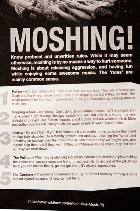 jessicakandi:   canni-bliss:  cmc702:  #rules #mosh #pit  yes.  👌