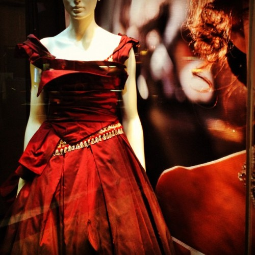 one of the Anna Karenina dresses #fashion