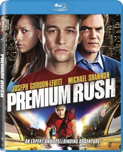 Premium Rush is out on Blu-ray and DVD, December 21st! http://amzn.to/WvgQF7