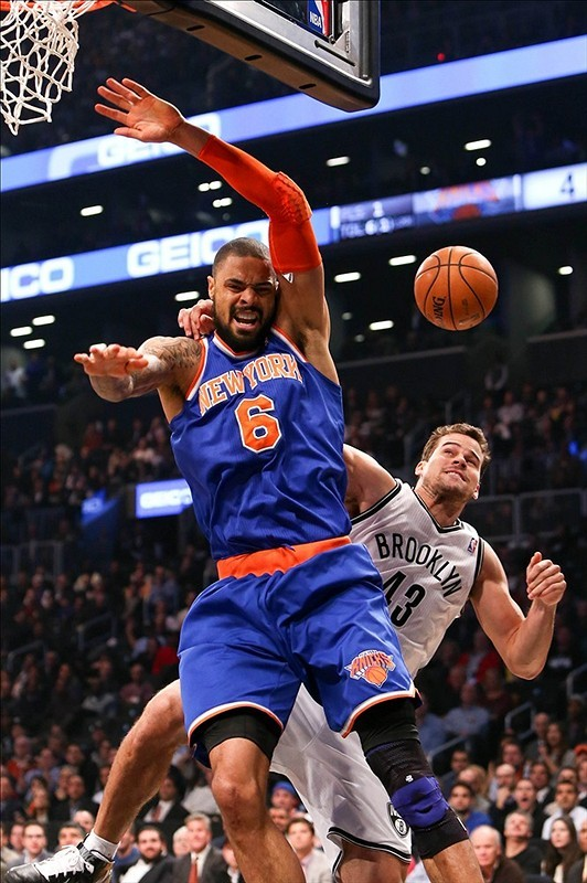 Nets 96, Knicks 89 (OT) Who's the best team in New York City?