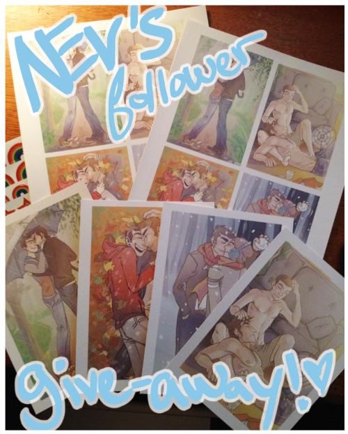 n3vh33r4:  n3vh33r4:    Seasons Prints Giveaway! I finally got around to making some prints at my school, so I thought I'd have a little celebration for all my recent followers. Seriously, you guys are amazing, I feel very undeserving <3  I've never done one of these before so bear with me!  The giveaway will last until Dec. 17th  This giveaway is primarily for my current followers, but it's not like i'm going to check everyone. So have at, if you'd like :') You can reblog and like only once, but both count!!  umm…what else are rules for these things…hm… OH! Make sure you have your ask box open so I can message you if you win!! If you don't have it open then I guess I'll have to pick someone else!  Prizes: Two 8.5 x 11 prints of all 4 seasons and four individual postcard sized prints. 3 sheets of rainbow stickers!!  I'm thinkin' there will be 3 winners (picked with a random number generator), first place gets first choice and so on and so forth. Each winner will get a sheet of rainbow stickers <3 So um, yah! that's it! Hope you all participate, and once again, thank you so much for all your love and support!! You all rock, seriously!!     Time's almost up :)  I'll figure out the winners tomorrow evening!