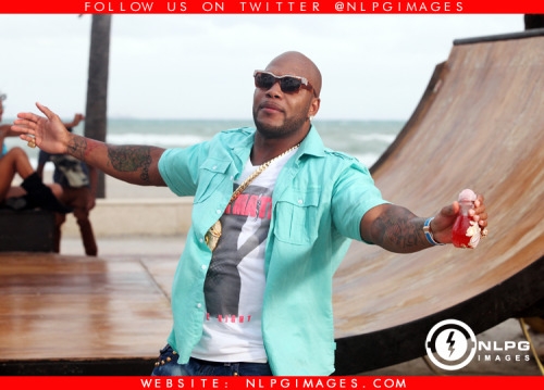 "Behind the scene of ""Let It Roll"" with Flo Rida, Brisco, Billy Blue, and more… http://bit.ly/ReL7sp NLPGimages ""We're Everywhere You're Not"""
