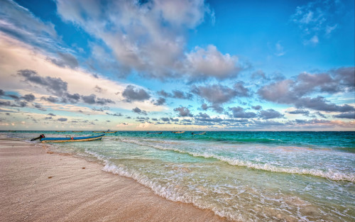 "pixamundo:  Photo of the Day: ""Playa Paraiso in Tulum"" The beautiful turquoise beach at Tulum, Mexico. The only thing missing are the cold cervezas. You can view the original at the Pixamundo website. Enjoy.  http://www.pixamundo.com/2012/04/23/playa-paraiso-in-tulum/ © Pixamundo 