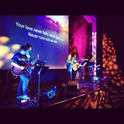 So excited to have these guys playing at YLS 2013!!!! Hope you can join us! www.ylsummit.com #overflow77 (at Hastings, mn)