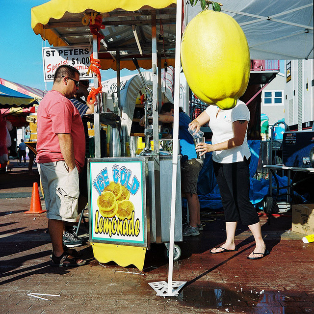 Lemonade on Flickr.Via Flickr: Gloucester, Mass., June 2012.