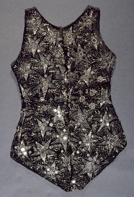 omgthatdress:  Bathing Suit Jeanne Lanvin, 1924 Musée Galleira de la Mode de la Ville de Paris