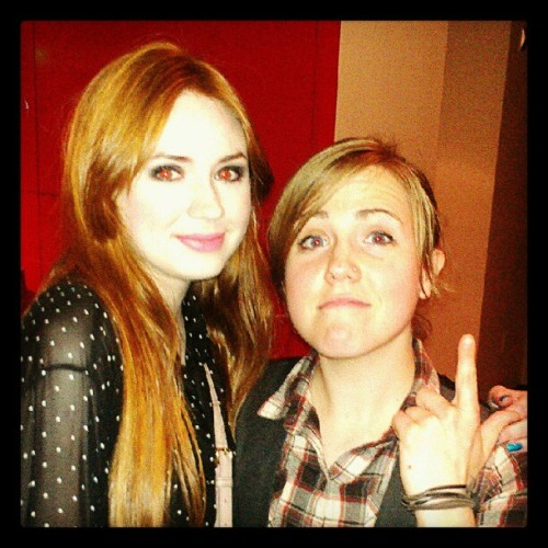 mydrunkkitchen:  Her mother is lovely. @karengillan2  WHHHHAAAAAAAT!?