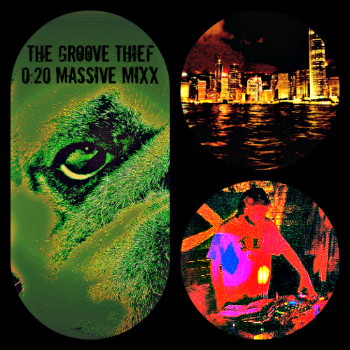 The Groove Thief - 0:20 Massive Mix Here's 20 minutes of bangin' reggae straight from Hong Kong! Huge tracks from Krak In Dub and Mungo's Hi Fi bookend an uptempo modern digital mix with featured instrumentals and riddims from Black Chiney, Dub Breakah, FreeRoots & Youngheart, and Riddim Tuffa. A literal anthem appears from High Tone and Pupajim alongside a classically-inspired track from Collie Buddz, a tough vocal from The Beast, and Numa Crew's alter-ego Gangsta No Play. Made for a mixxtape battle, this is loaded with choice tracks. Available on both Mixcloud & Soundcloud as well as DIRECT DOWNLOAD.