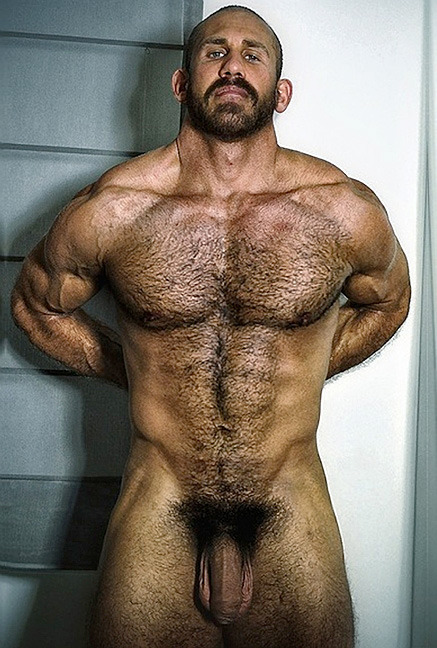 #hairy #muscle #flaccid