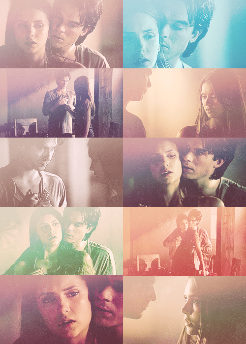 nightlyallaround: Delena Moments  →  3.06