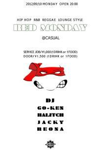 2012.9.10REDMONDAY