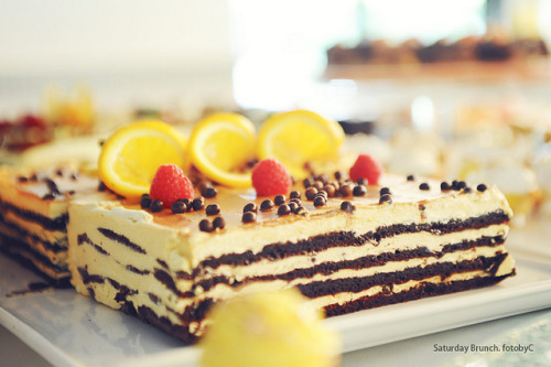 dietkiller:  Brunch Cake