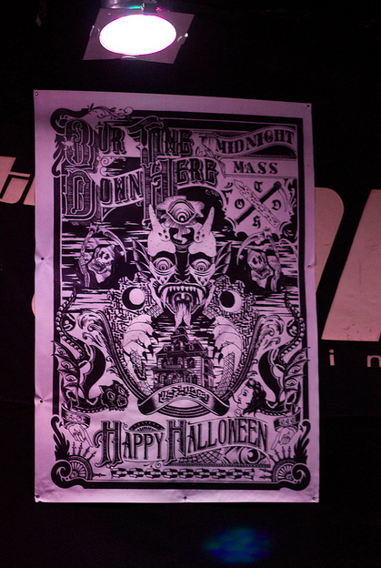 These are from the Halloween show, props to DMCornforth.Check them out here http://www.flickr.com/photos/87236600@N07/