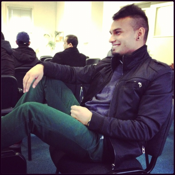 Having a laugh at college #hehe#laugh#funny#fun#enjoying#haha#desi#london#desiboy#indian#lovely#handsome#charming#hehe#smashing#dashing#flirty#instacollage