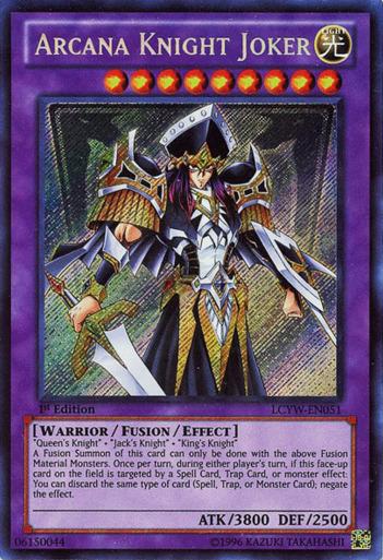 Judgment Of The Pharaoh Arcana Knight Joker