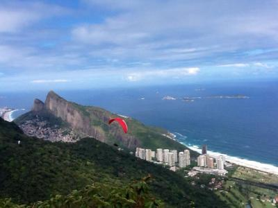 This is Brazil. This is RIO.