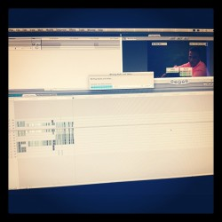 String out on that FCP.
