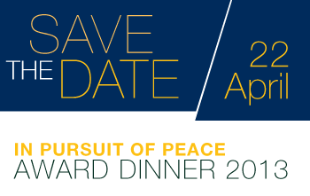 "In Pursuit of Peace Award Dinner: Peace, Prosperity and the Presidency New York, 26 November 2012: The International Crisis Group will honour President Thein Sein of Myanmar and former President Luiz Inácio Lula da Silva of Brazil at its annual In Pursuit of Peace Award Dinner in New York City on 22 April 2013. Crisis Group's Award Dinner is an opportunity to celebrate inspirational figures from government, diplomacy and public policy whose visionary leadership has transformed the lives of millions and brought forth the promise of a world free of conflict. ""At a time when so much of the world seems to be headed in the wrong direction, Myanmar and Brazil stand out as clear examples of presidents working for a better path for their people"", said Thomas R. Pickering, Chair of the International Crisis Group. ""Both President Thein Sein and President Lula are worthy recipients in this regard, having helped Myanmar and Brazil take significant steps forward and encouraged a greater role for them in promoting regional and international diplomacy following years of isolation"". Crisis Group President Louise Arbour said, ""Myanmar has initiated a remarkable and unprecedented set of reforms since President Thein Sein's government took over in March 2011, including freeing hundreds of political prisoners, liberalising the press and promoting dialogue with the main opposition party"". Of course, Myanmar still needs to build on this political liberalisation to date. It must urgently find ways to address communal violence between the Rakhine and the Rohingya (as Crisis Group noted back in June and again in a report published earlier this month), which continues to devastate people's lives, particularly those in minority Muslim communities. Still, the country has seen very significant progress: for the first time in almost fifty years, all but one of the ethnic armed groups have signed preliminary ceasefires with the government, and it is hoped that an agreement will also soon be reached with the Kachin Independence Organisation (read more about Crisis Group's work in Myanmar). As President of Brazil from 2003 to 2010, Luiz Inácio Lula da Silva, known as Lula, propelled his country into a new economic and political era, taking millions out of poverty. Upon this solid foundation, his government became a critical regional and world player with a social agenda and bringing a South-South approach to international cooperation and global development. President da Silva offered its regional neighbours a partnership, making integration a concrete reality. Brazilian diplomacy also helped its South American neighbours to face their own internal crises. Brazil's solidarity towards Africa was also notable with the country opening 17 new diplomatic missions there during President da Silva's government. Brazil also took charge of the peacekeeping operation in Haiti and the naval part of the UN's mission in Lebanon. Lula's government developed an autonomous diplomacy, in harmony with the demands of globalisation and its development projects. Variable alliances enabled the nation to exercise a worldwide presence and deepen its influence. Brazil's coalitions, strategic partnerships and new alliances enabled the country and its partners to fill a power vacuum in the international field. Now in its eighth year, Crisis Group's In Pursuit of Peace Award Dinner recognises the outstanding accomplishments of individuals working to prevent and resolve deadly conflict worldwide. Previous recipients of the awards include: U.S. Presidents William Jefferson Clinton and George H.W. Bush; Nobel Peace Prize laureates Martti Ahtisaari and Ellen Johnson Sirleaf, and financier and philanthropist George Soros."