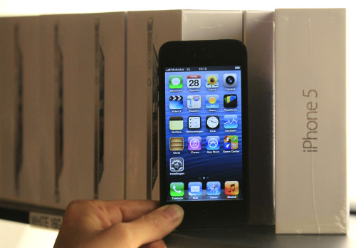 reuters:  Early success for the iPhone 5 smartphone has helped Apple to overtake Google's Android software in the United States, research firm Kantar WorldPanel said on Tuesday. Apple's U.S. market share in the 12 weeks to October 31 more than doubled from a year ago to 48.1 percent, putting it within reach of the record 49.3 percent it managed in early 2012. Android's share dropped to 46.7 percent from 63.3 percent, Kantar WorldPanel's data showed, but it continues to dominate in key European markets. The platform 74 percent market share in Germany and 82 percent in Spain. Its combined share of the top five European markets rose to 64 percent, from 51 percent a year earlier, while Apple's share edged up by one percentage point to 21 percent. READ ON: Apple takes smartphone top spot from Google in U.S.