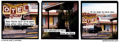 A Softer World: 900 (The anticipation is terrible. I hope it lasts.) buy this print