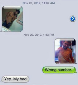 huffpostcomedy:  The only wrong number sext response you'll ever need