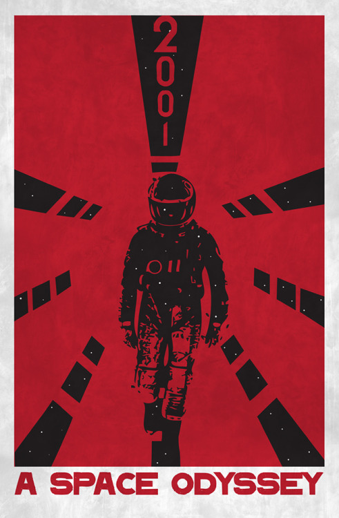 2001: A Space Odyssey by Neven Udovicic