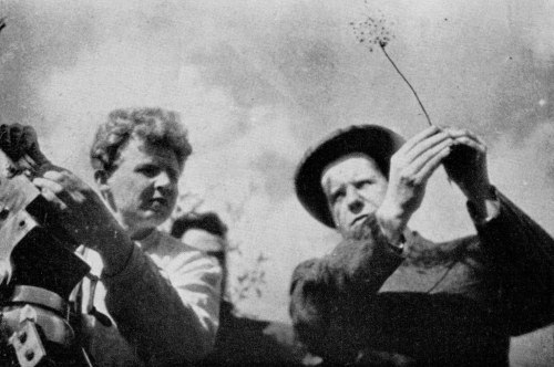 Eisenstein directing (1937)