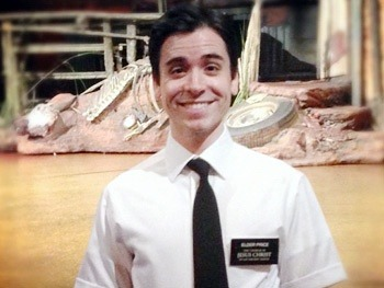 "What's up, Matt Doyle? Broadway's newest MORMON on joining the ""explosive"" hit and why it's no WAR HORSE"