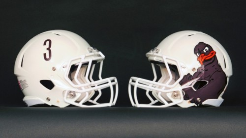 The worst helmets in the history of ever are up for auction with the proceeds to benefit Herma's Readers. So, at least there's that.