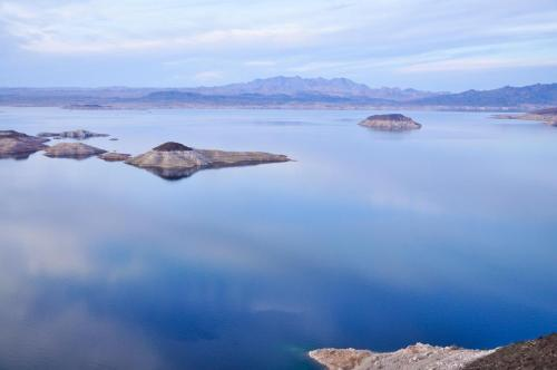Lake Mead National Recreation Area offers year-round recreational opportunities for boating, fishing, hiking, photography, picnicking and sightseeing. It is also home to thousands of desert plants and animals, adapted to survive where rain is scarce and temperatures can soar.Photo: National Park Service
